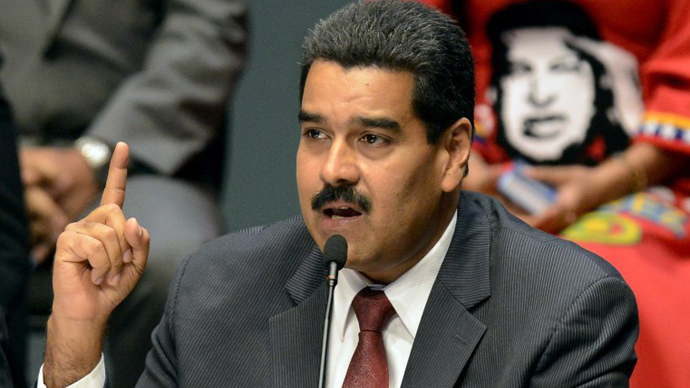 Venezuela threatens oil, trade in continuing election spat with US