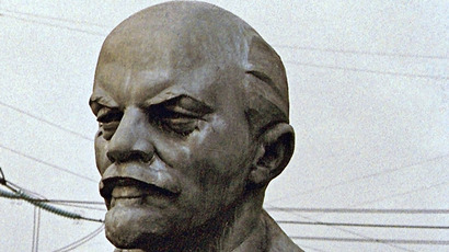 Growing support among Russians for Lenin burial