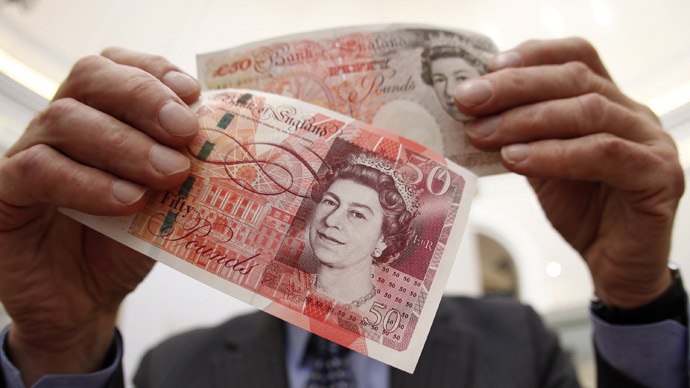 Independent Scotland could lose the pound