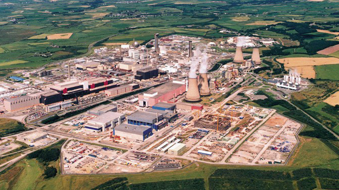 UK to claim over 2,900kg of foreign waste plutonium