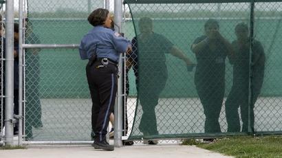 Hard cell: UK prisoners must work for perks