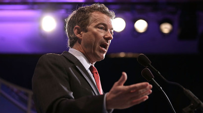 Senator Rand Paul.(AFP Photo / Alex Wong)