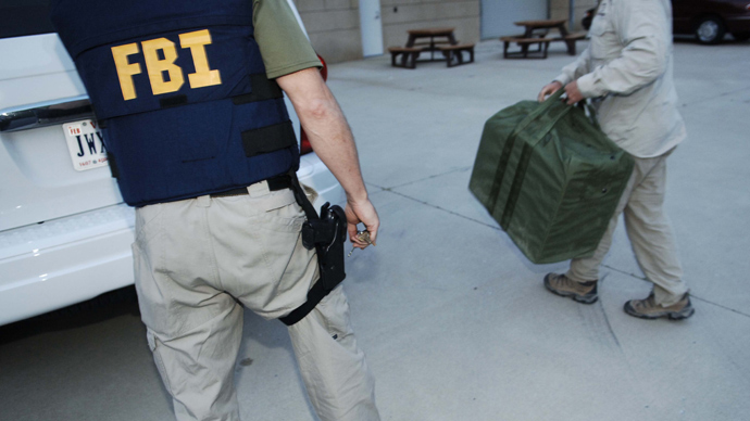 The FBI is allowed to operate in Canada