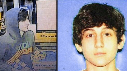 Dzhokhar Tsarnaev (AFP Photo/Boston Regional Intelligence Center)