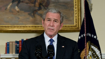 Mission never quite 'accomplished': Iraq haunted by violence 10 years after Bush speech
