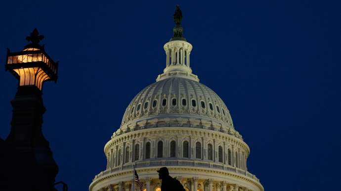 United States Capitol Dome (Reuters / Gary Cameron)