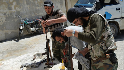 Syrian rebels 'used unknown chemicals' against civilians in Idlib – state news agency