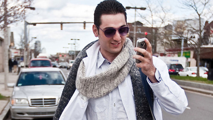 Tamerlan Tsarnaev (Photo by Johannes Hirn)