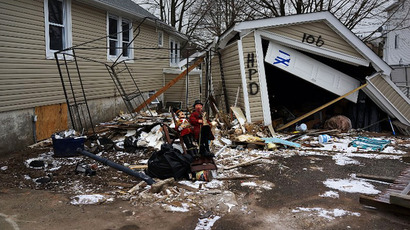 FEMA refuses Hurricane Sandy aid to elderly US Army veteran