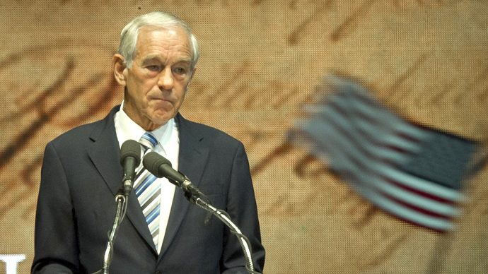 Ron Paul slams Boston bombing response