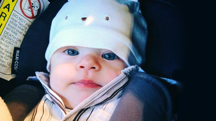 Baby returned to parents after mix-up over 'neglect'