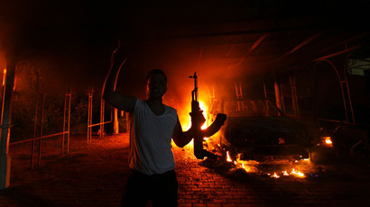 US diplomat 'stunned and embarrassed' by hushed reaction to Benghazi attack