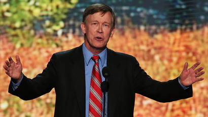 Colorado Gov. John Hickenlooper (Alex Wong / Getty Images / AFP)