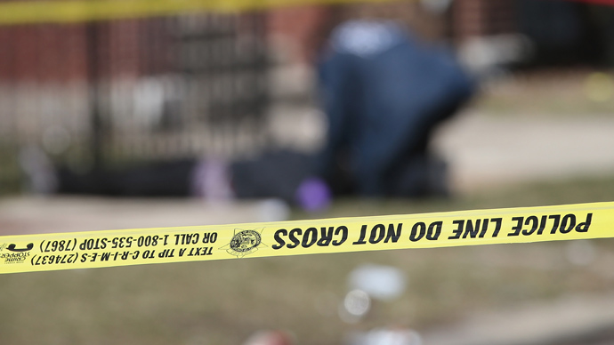 Three killed, 20 shot overnight in Chicago