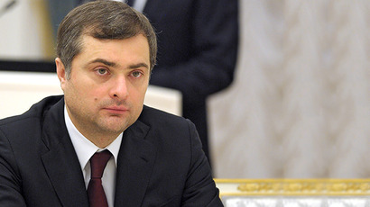 Top politician, longtime Putin ally Surkov quits Cabinet