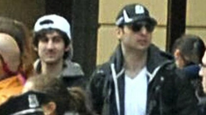 The Tsarnaev brothers