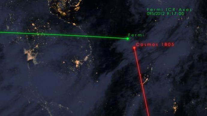 crowded orbit space junk nearly brings down nasa