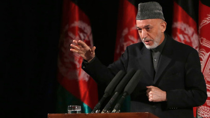 Afghanistan demands arrest of 'American' death squad leader