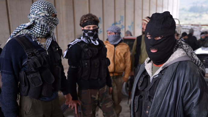 Syrian rebels abduct 4 UN peacekeepers near Golan Heights