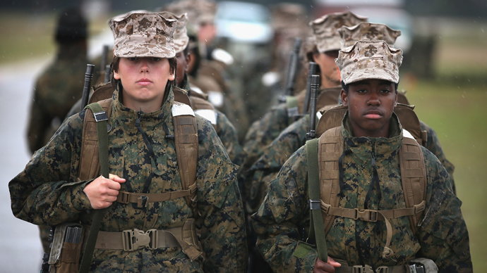 Pentagon releases terrifying statistics of sexual assaults in the military