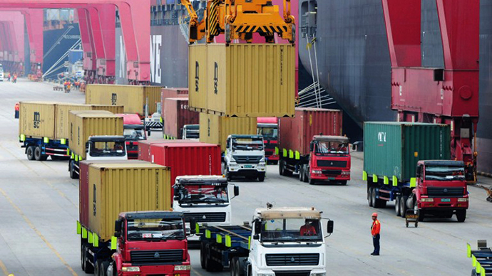 Better Chinese trade figures still cause doubts