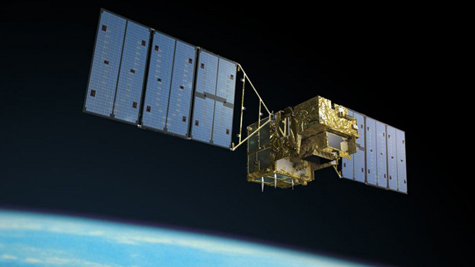Pentagon preps new anti-satellite weapons program