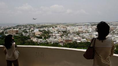 Okinawa.(Reuters / Issei Kato)