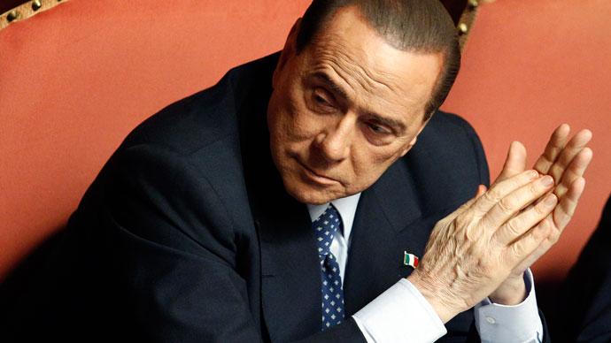 Silvio Berlusconi.(Reuters / Giampiero Sposito)