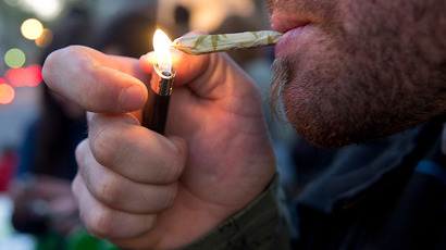 Washington DC considers decriminalization of marijuana