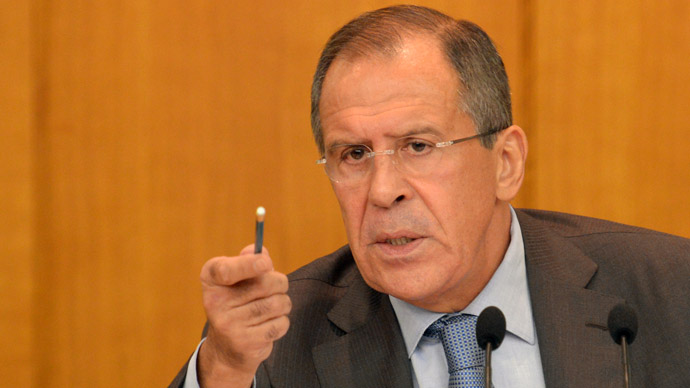 No S-300 supplies planned, Russia finalizes standing Syrian weapons contracts - Lavrov
