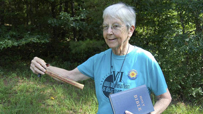 Elderly nun among anti-nuke peace activists sentenced to prison