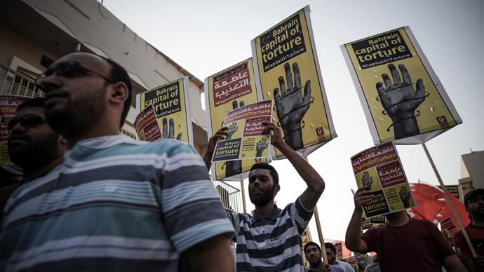 'Capital of torture': Bahraini Shiite majority demands democratic rule