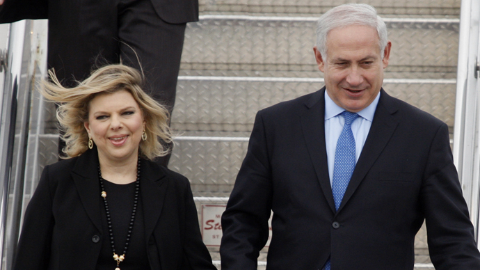 Netanyahu in hot water over $127k mid-air sleeping chamber amid austerity protests