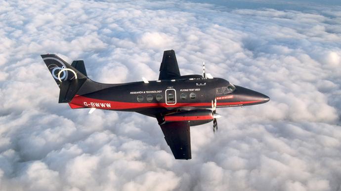 bae unmanned Jetstream 31 ile ilgili görsel sonucu