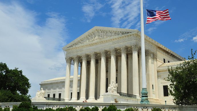 The US Supreme Court in Washington, DC (AFP Photo)