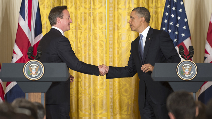 Britain to double aid to Syrian opposition in 2014 - Cameron