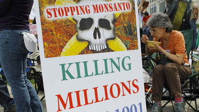 GMO crops may cause major environmental risks, USDA admits