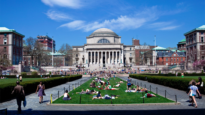 Columbia University still has 'whites only' scholarship