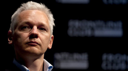Julian Assange. (AFP Photo / Warren Allott)