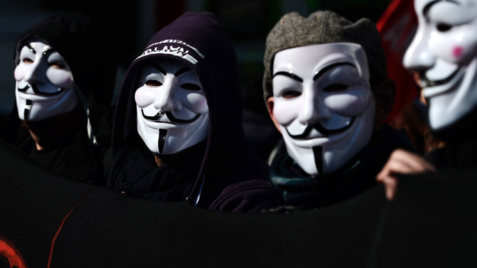 Italian 'Tango Down' operation arrests 4 Anonymous hackers