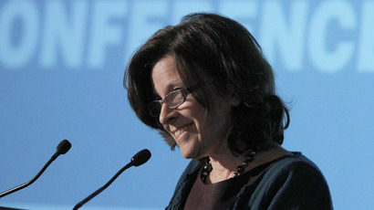 Federal Reserve Board Governor Sarah Bloom Raskin (Reuters)