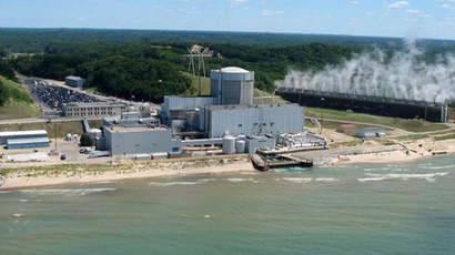 Palisades Nuclear Power Plant (Photo from www.nrc.gov)