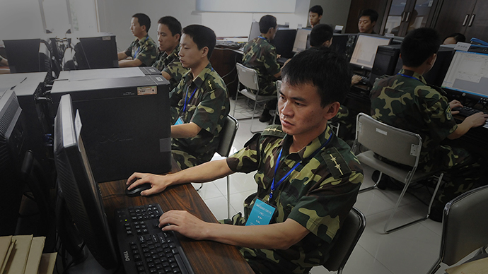 US claims Chinese military is on new cyber offensive against America