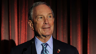 Mayor Michael Bloomberg  (Dimitrios Kambouris / Getty Images for Norwegian Cruise Line / AFP)