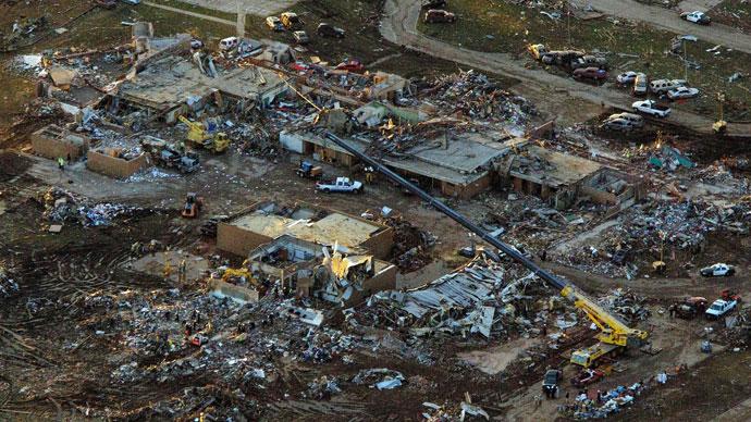 Schools devastated by Oklahoma tornado had no safe rooms