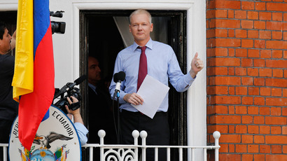 Wikileaks founder Julian Assange (Reuters / Chris Helgren)