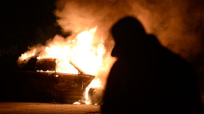 Night 7 in Sweden: Cars ablaze, police attacked as nation debates immigrant policy