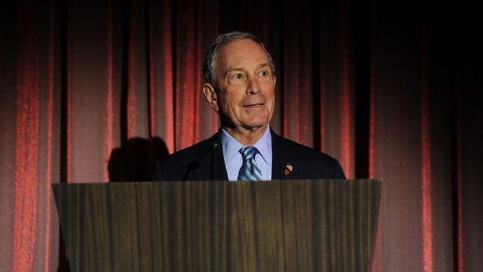 Bloomberg accused of threatening to 'destroy' New York's taxi industry
