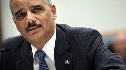 U.S. Attorney General Eric Holder (Alex Wong / Getty Images / AFP)