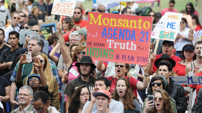 Unapproved Monsanto crop found growing in Oregon